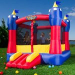 Blast Zone Magic Castle Inflatable Bouncer Review