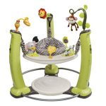 Evenflo ExerSaucer Jump and Learn Baby Jumper Review