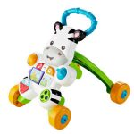 Fisher-Price Learn with Me Zebra Baby Walker Review