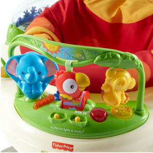79e994f7e Fisher-Price Rainforest Jumperoo Baby Jumper Review