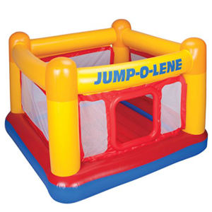 Intex Playhouse Jump-O-Lene Inflatable Bouncer